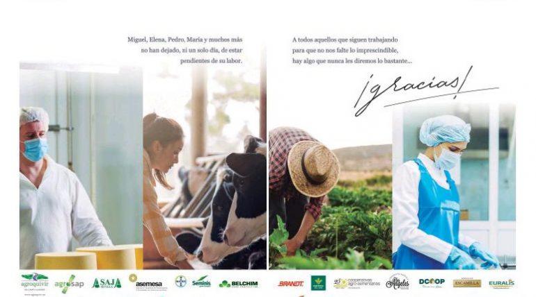 Campaña graciasheroes
